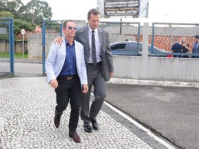 João Gualberto Pereira se entregou na noite de sexta e foi o último representante da Arxo detido.