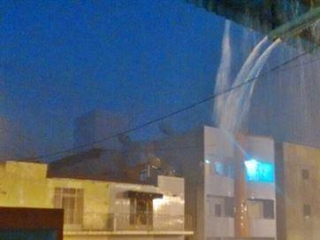 Chuva registrada em Sousa foi de 84,8 mm.