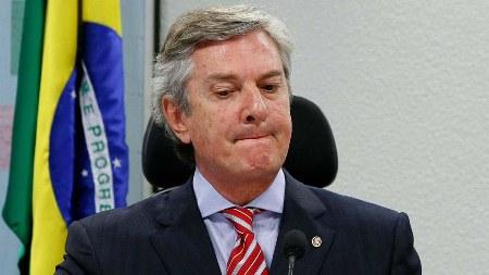 O doleiro Alberto Youssef apontou Collor como beneficiário de propina em uma operação da BR Distribuidora.