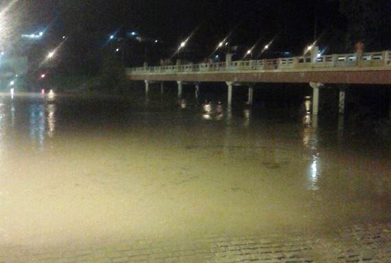 ESPERANÇA RENOVADA: Registro de chuvas de até 120 mm no Seridó