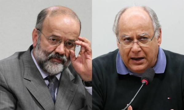 Vaccari e Renato Duque viram réus em ação sobre uso de gráfica para lavagem de dinheiro