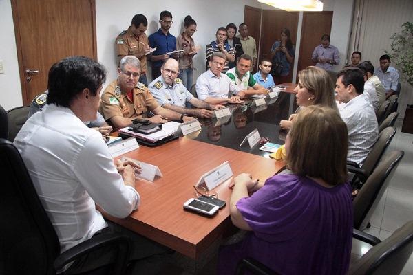 SEGURANÇA: Governo anuncia promoção de 1.232 praças