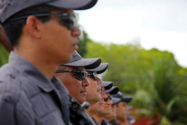 Governo promove mais 137 militares do Corpo de Bombeiros e da PM