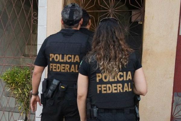 Polícia Federal faz operação de combate à pornografia infantil e cumpre mandado de busca e apreensão em Santa Cruz