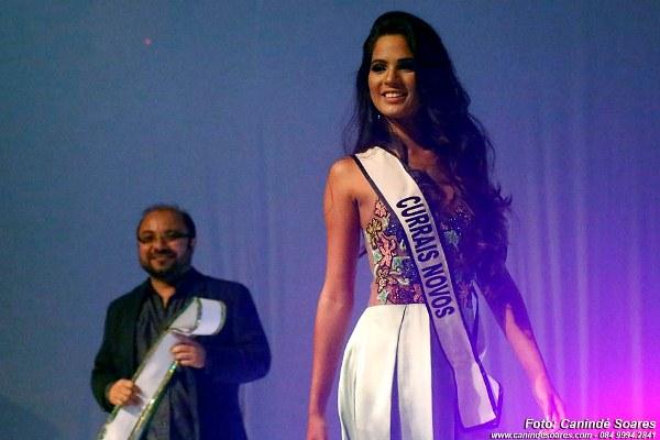 Samara, Miss Currais Novos 2014.