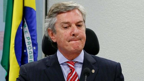 Ministro do Supremo autoriza quebra de sigilos de Collor