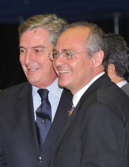 PF e PGR pedem quebras de sigilos bancário e fiscal de Renan Calheiros e Fernando Collor