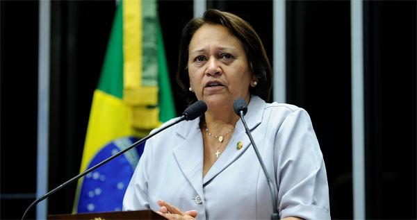Fátima Bezerra defende rejeição do PL da Terceirização