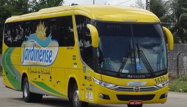 INSEGURANÇA: Ônibus que presta serviço à Jardinense foi assalto na noite desta segunda-feira (15)