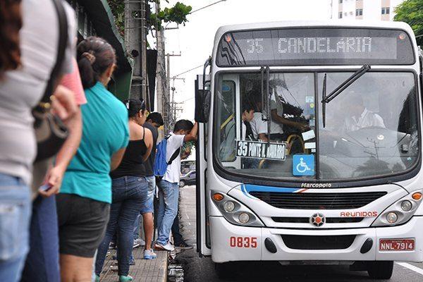Reajuste da tarifa de ônibus de Natal acontecerá antes da finalização do processo da licitação dos transportes