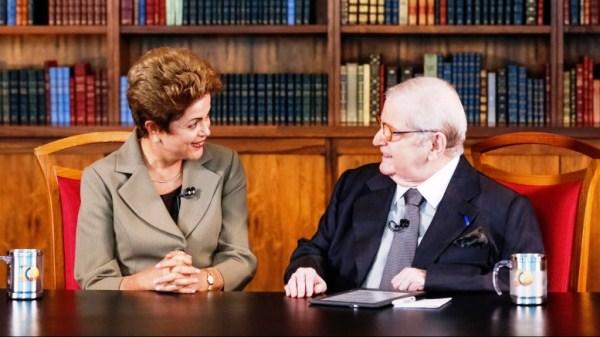 Jô Soares tem segurança reforçada após ameaças por entrevista com Dilma