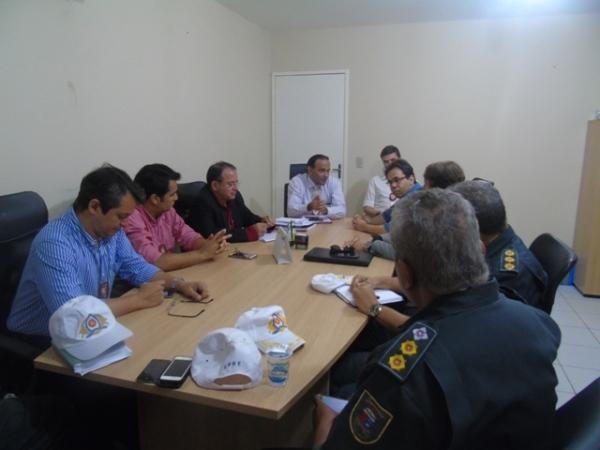 """Polícia Civil, DETRAN e CPRE se reúnem para alinhar planejamento da """"Lei Seca"""" no RN"""