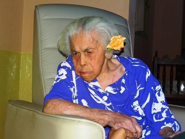 Dona Chiquinha foi um exemplo sensível e puro da força da mulher sertaneja.