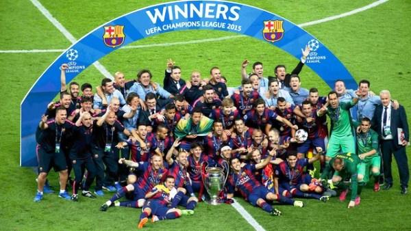 Barça vence batalha contra Juventus e é campeão da Liga dos Campeões