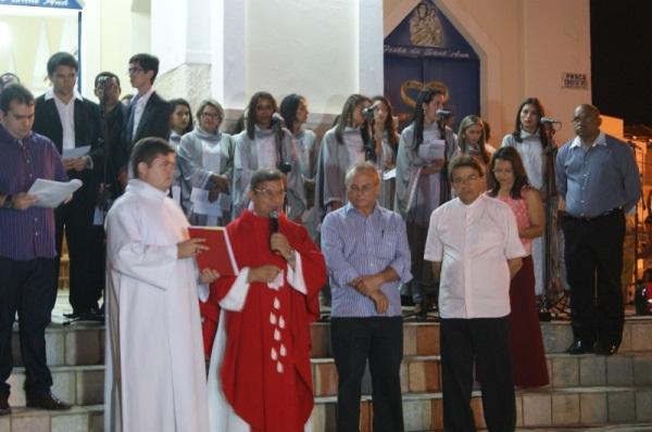 Programação da Festa de Sant'Ana  de Currais Novos 2015