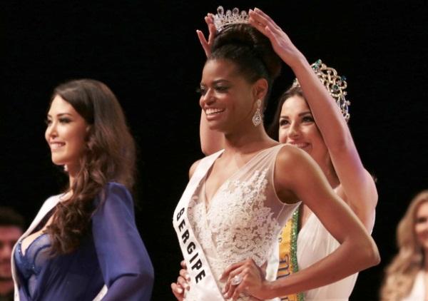 Representante de Sergipe é eleita Miss Mundo Brasil 2015