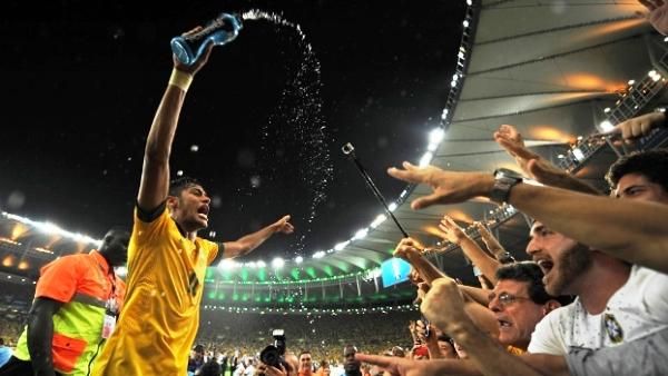 Brasil ficará fora da Copa das Confederações pela primeira vez na história