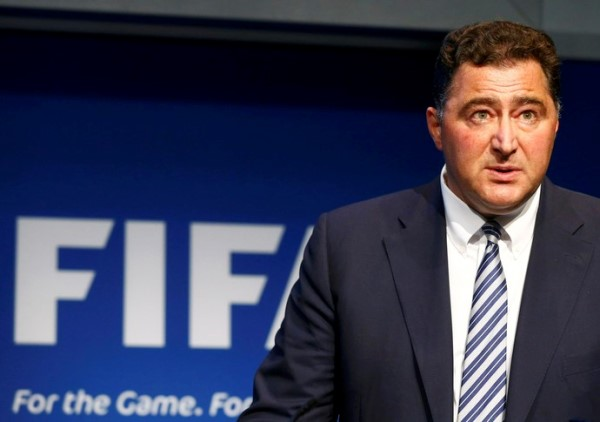 Responsável por transição na Fifa diz que Rússia e Catar podem perder direito de sediar a Copa