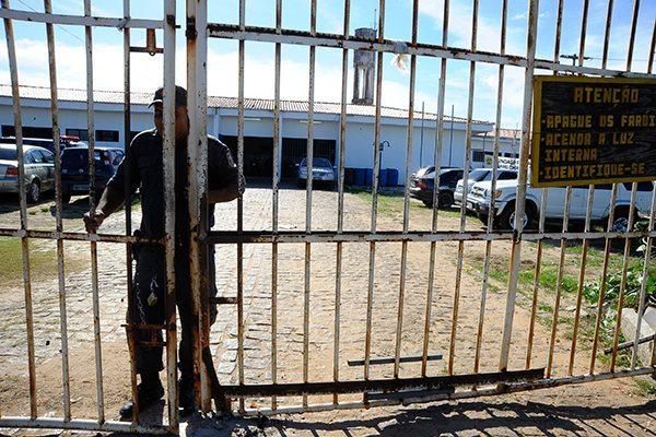 Justiça interdita PEP e mais três CDPs em Parnamirim