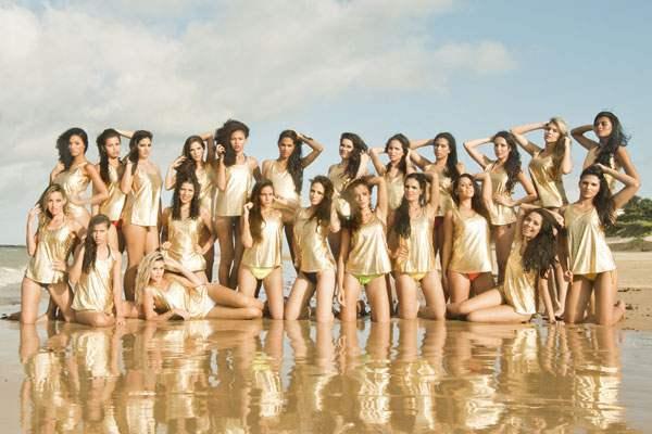 Conheça as candidatas do Miss RN - Foto:Divulgação