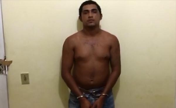 Homem é preso suspeito de agredir e atear fogo na companheira