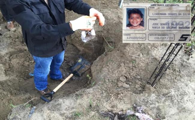 MOSTRO: Caseiro suspeito de matar criança é investigado por desaparecimento de mulher