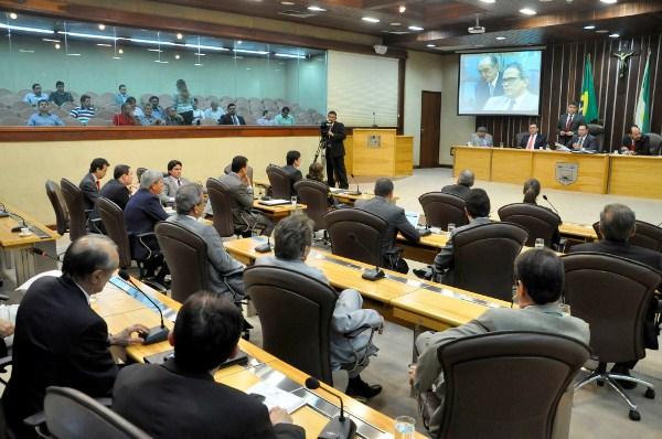 Assembleia Legislativa do RN reduz despesas após cortes no orçamento