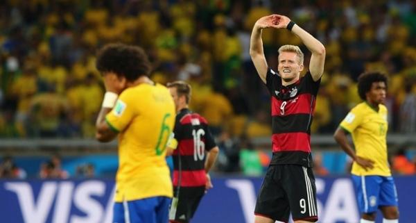 Há um ano, Brasil perdia por 7 a 1 da Alemanha