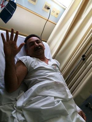 População de Florânia entra em corrente de oração pela recuperação do prefeito Júnior de Januncio