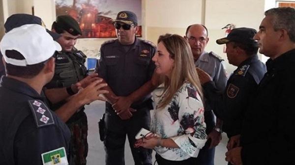 Secretária confirma concursos para Polícia Civil, PM e Bombeiros