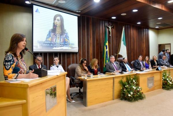 Sessão Solene homenageia 25 anos do Estatuto da Criança e do Adolescente
