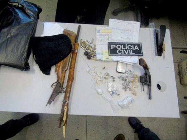 Operação de combate a homicídios e tráfico prende 30 no Trairi potiguar