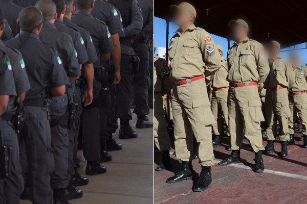 Bombeiros e policiais militares ameaçam paralisação