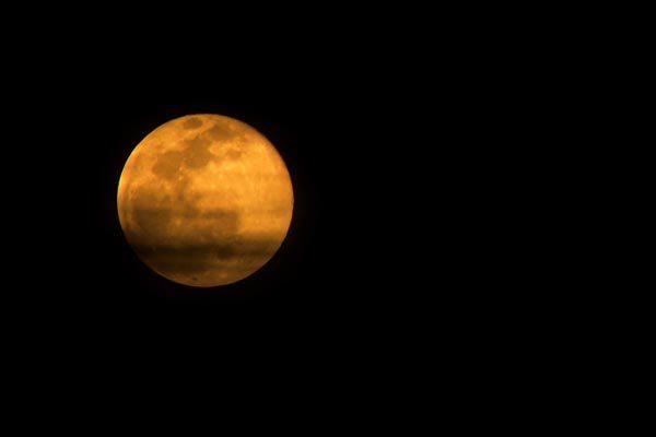 Fenômeno será melhor observado nas primeiras horas da noite