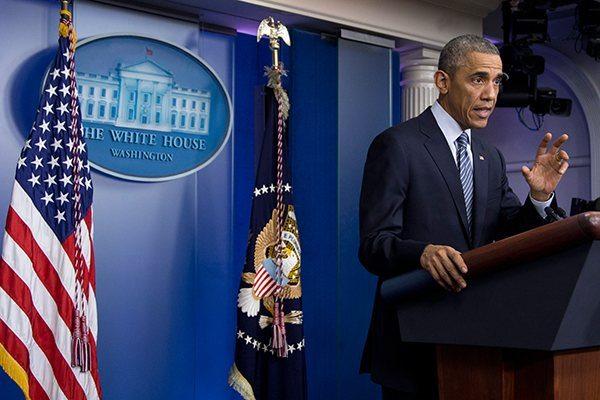 Presidente Barack Obama: - O país continua uma âncora do crescimento sustentável no mundo