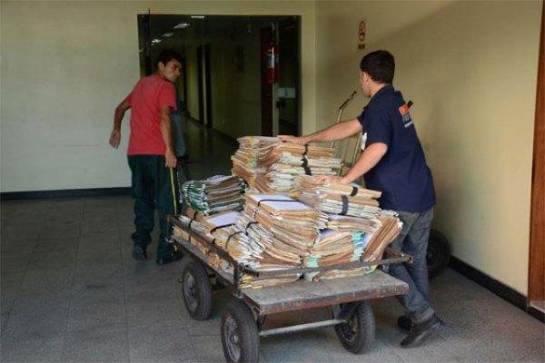 MP inicia devolução de documentos apreendidos na Operação Dama de Espadas