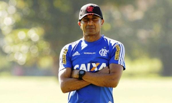 Cristóvão Borges não é mais o técnico do Flamengo