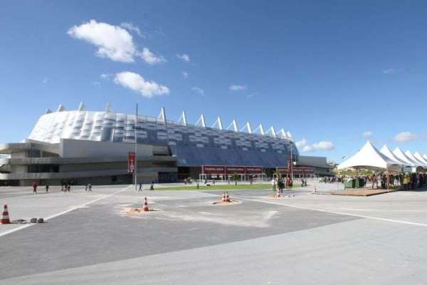 PF faz operação contra superfaturamento em estádio da Copa