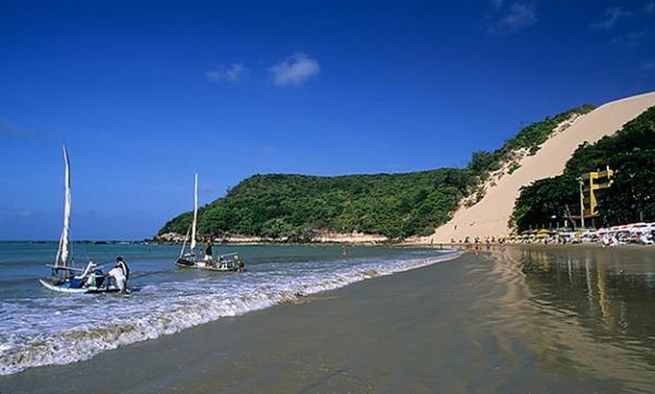 Todas as praias do RN estão próprias para banho