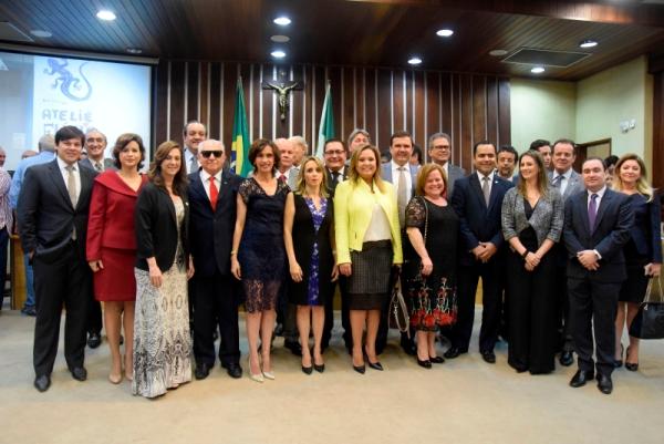 Assembleia Legislativa promove sessão solene em homenagem ao Dia do Advogado