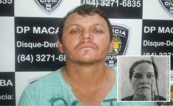 Suspeito de matar mulher com marreta em Macaíba é preso