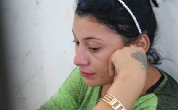 Jovem de 22 anos foi presa por Agentes da Rodoviária Federal com 02 quilos de cocaina