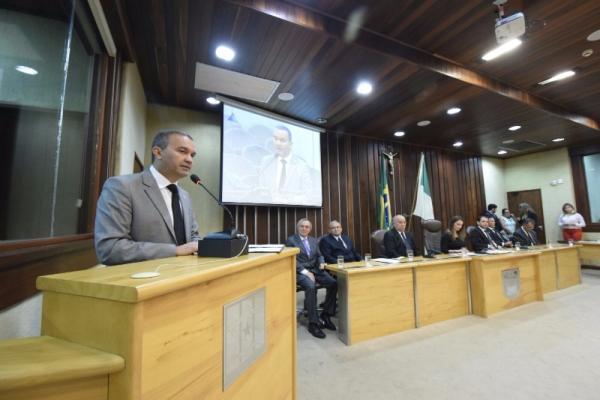 Assembleia Legislativa homenageia maçonaria em sessão solene