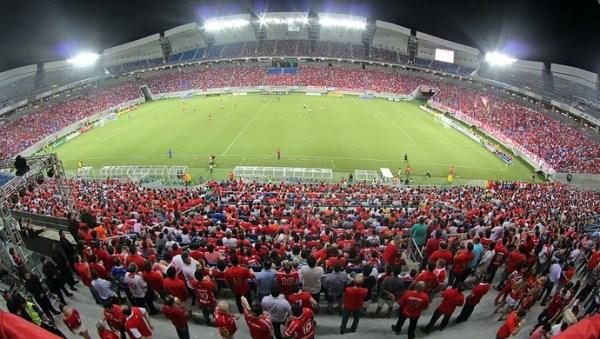 Estádio Arena das Dunas começa a receber jogos do Campeonato Brasileiro de Futebol