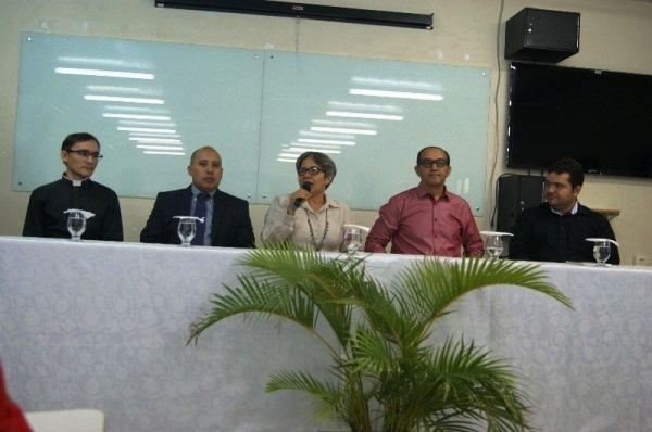 Ato ecumênico celebrou posse da nova diretoria do CERES UFRN na manhã desta segunda (31)