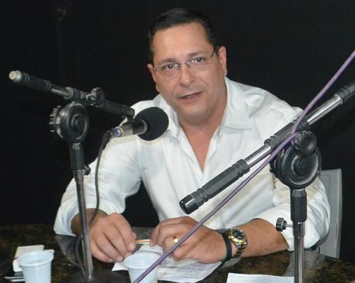 Presidente da Assembleia, deputado Ezequiel Ferreira dará entrevista nas rádios de Currais Novos