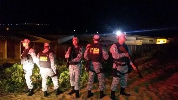 Briga de facções continua dentro dos presídios e a madrugada foi agitada no pereirão em Caicó