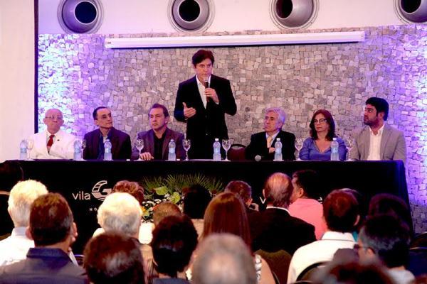 Governador anuncia quatro novos voos durante lançamento de Resort em Touros