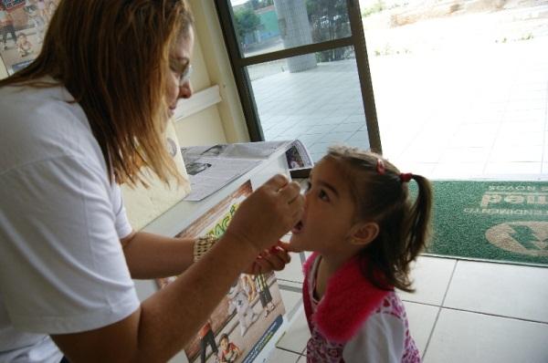Vacinação contra sarampo e pólio chega na reta final abaixo da meta
