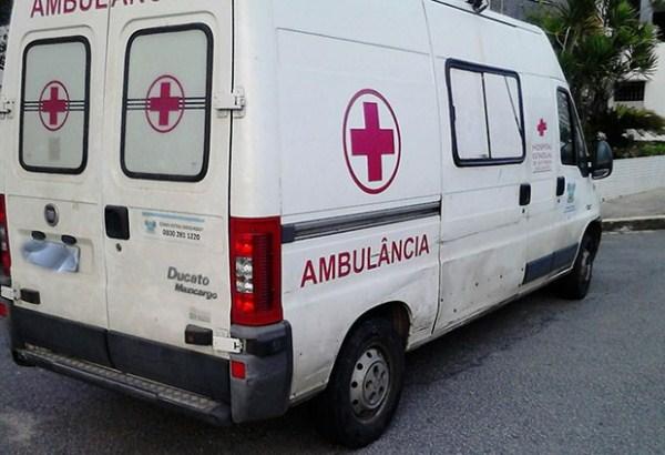 Motorista de ambulância é preso em blitz da Lei Seca em Natal